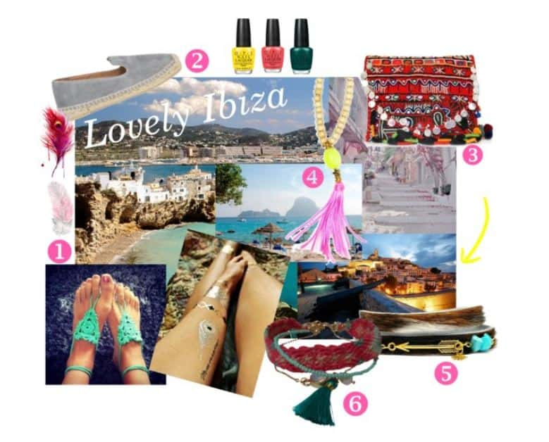 Summer Musthaves   We love Ibiza!
