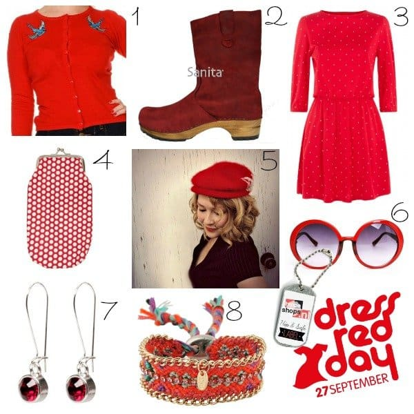 Dress Red Day – online fashion shopping inspiratie