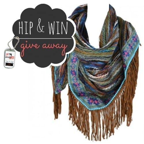 Fashion Finish Giveaway – Ibiza Style Sjaal twv €24,95