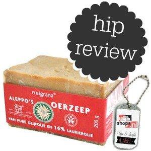 HIP Review | Aleppo Zeep van SoloBioMooi