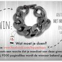 WIN: schakelarmband van A-Zone by Versteegh