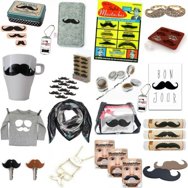 Movember Musthaves – dat zit wel snor!