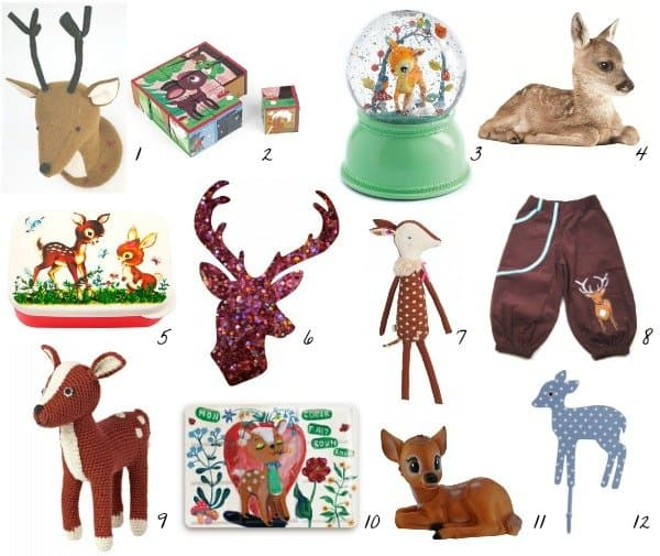 De 12 leukste bambi must haves