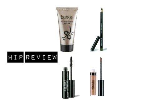 Hip getest: biologische make-up van Benecos