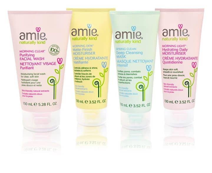 Biologische huidverzorging voor jonge meiden