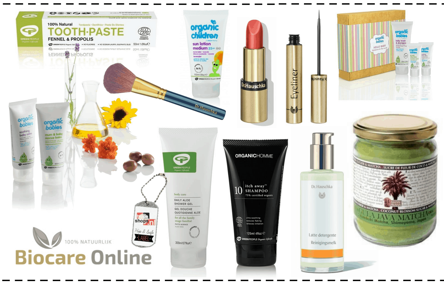 Biocare online – organic skincare & natural products