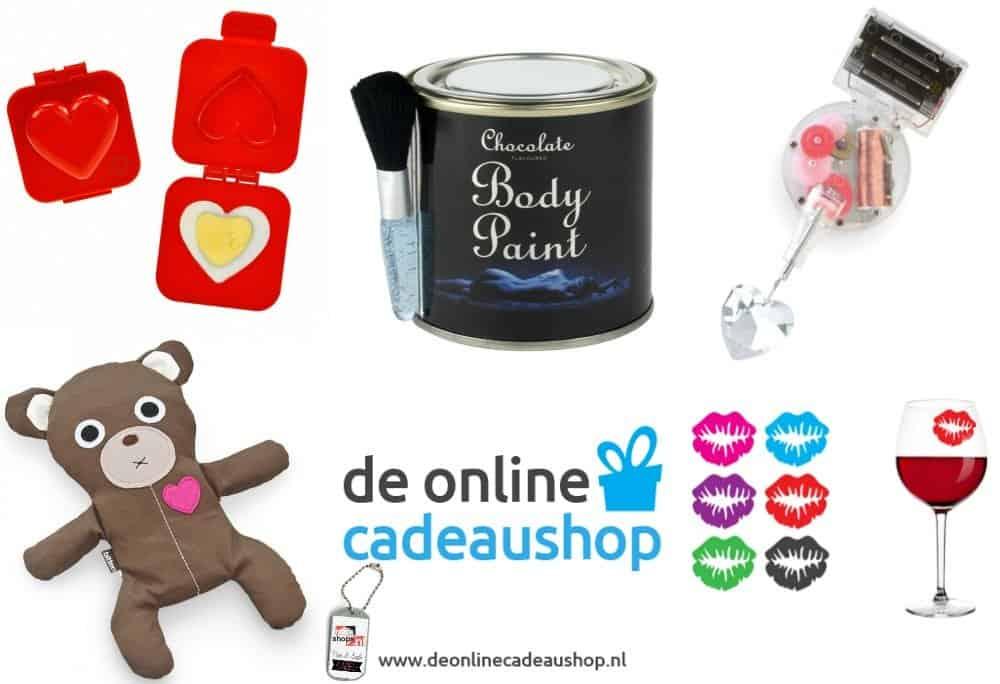 De Online Cadeaushop: Valentijn Shopping met 20% korting