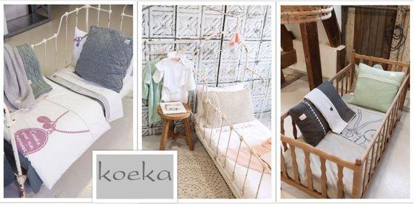 Beddengoed Koeka