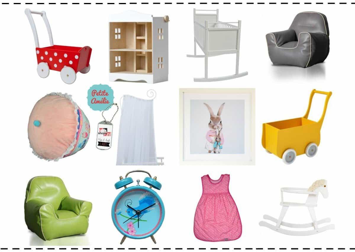 Petite Amélie | De mooiste kinderkamer must haves