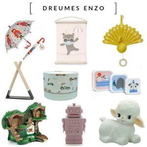 Dreumes en Zo Kids Home & Lifestyle, hippe kinderspullen, accessoires en trendy inrichting voor babykamer en kinderkamer.