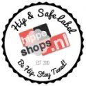Hippe Shops Hip & Safe Label