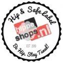 Hippe Shops Hip & Safe Label