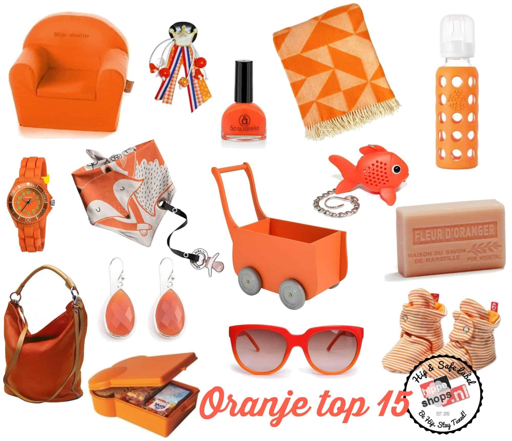 Koningsdag 2015 – de 15 leukste oranje musthaves