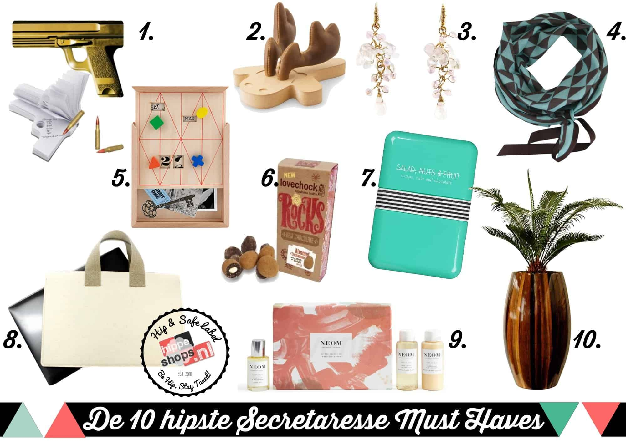 secretaressedag-musthaves