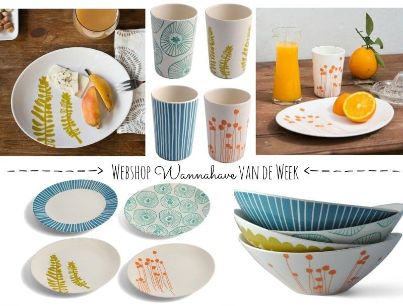 Lotta Jansdotter servies – Wannahave van de Week