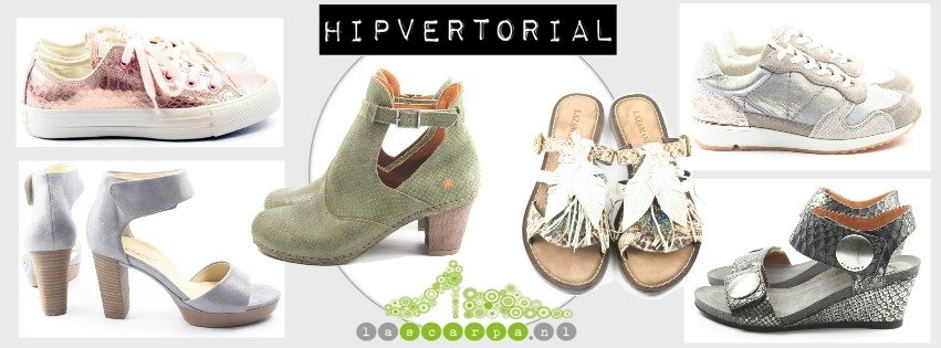 Oh-la-la LaScarpa, wat een hippe shoes!