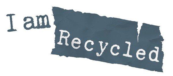 logo i am recycled hippeshops