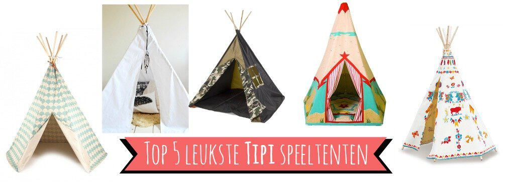 Tipi Wigwam Speeltenten Top 5