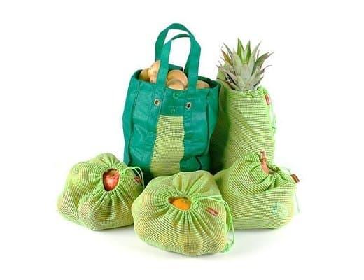 Again & a-gain, alternatief voor plastic tasjes