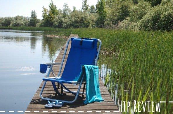 Easy Beach strandstoel, de musthave van deze zomer!