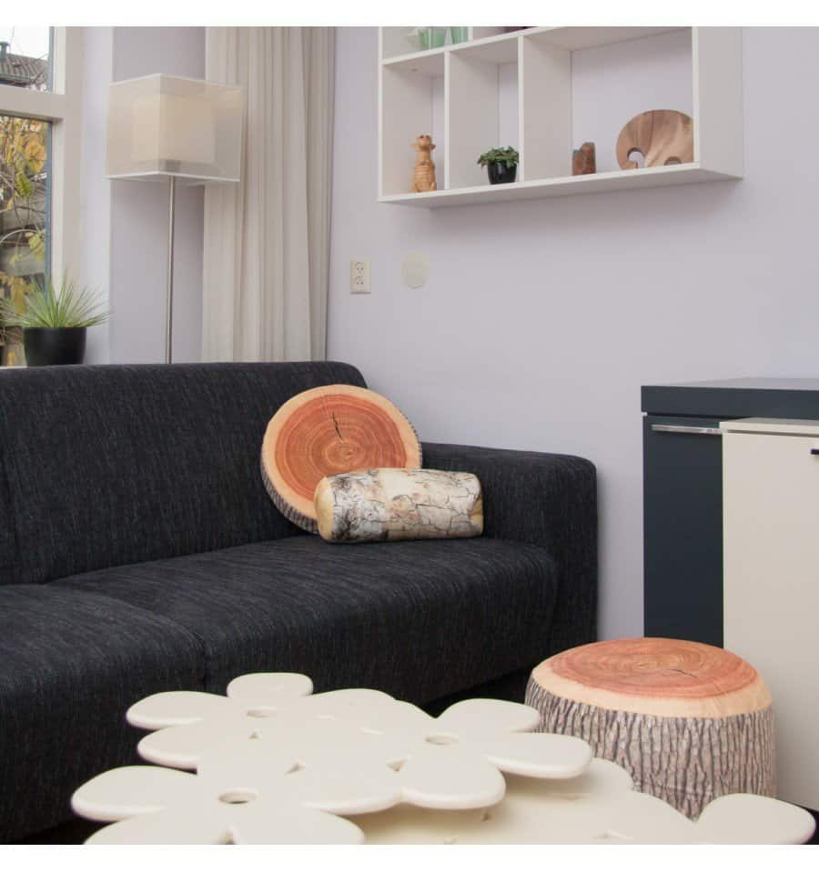 Natuurlijke look in je huis met Houtspul.nl
