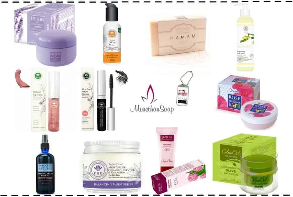 Morethansoap: zeepproducten, natuurlijke huidverzorging en meer