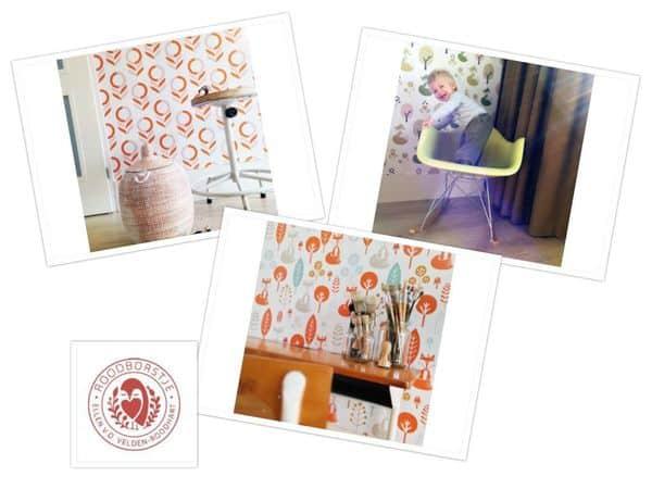 Roodborstje - bijzondere geboortekaartjes, posters en behang ...