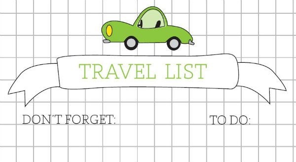 travel-printables