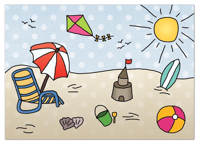 Groeten uit ….. Verstuur een zomerse ansichtkaart