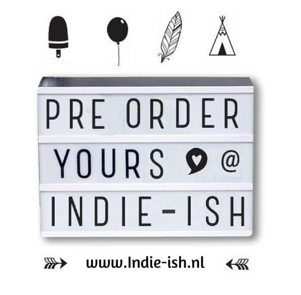lightbox-a4-lichtbak-quote-lamp-indie-ish-pre-order