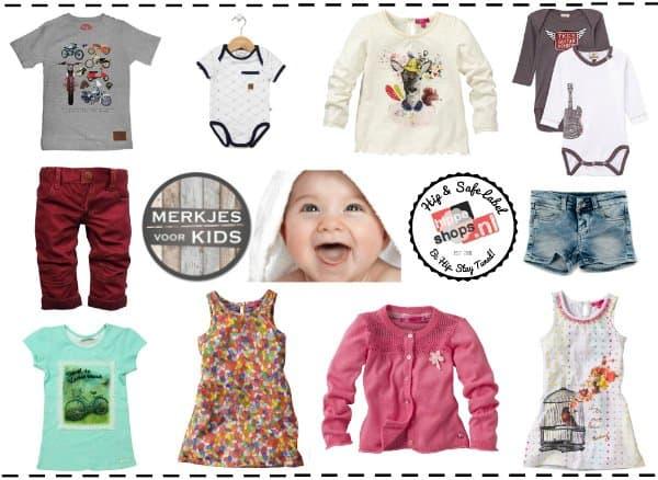 Merkjes voor Kids: de leukste kindermerkkleding online