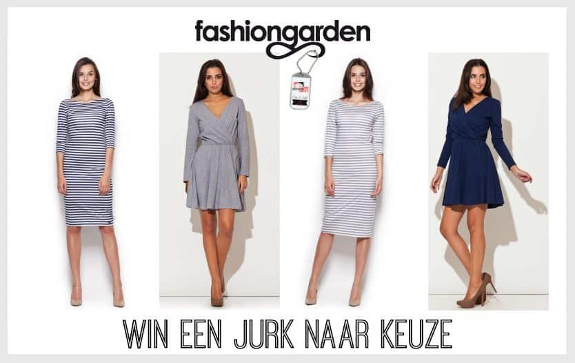 WINNEN! Een hippe jurk naar keuze van Fashiongarden