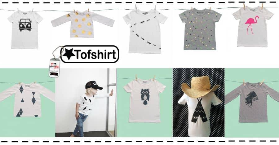 Tofshirt.nl – Hippe kindershirts met kekke prints