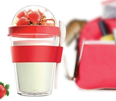 Yoghurt Cup on the Go!
