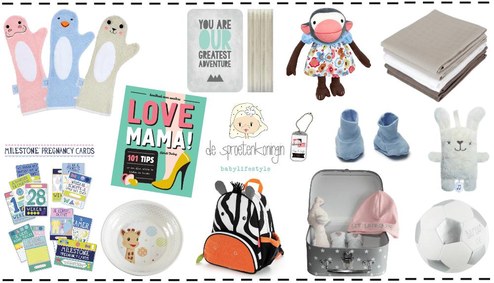 De Sproetenkoningin – Van kraamcadeau tot babylifestyle