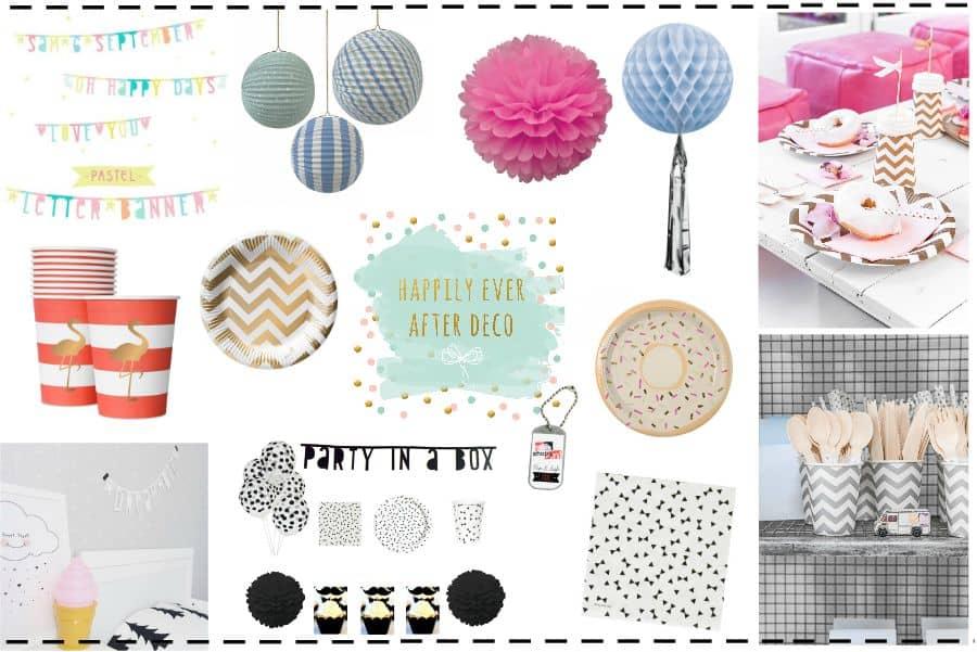 Happilyeverafterdeco – stijlvolle feestdecoratie en lovely gifts