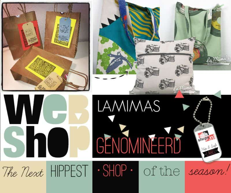 Genomineerd: LAMIMAS – The Next Hippest Shop of the Season