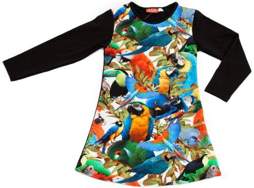 ninie-jurk-papegaai