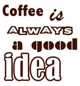 koffie-quote