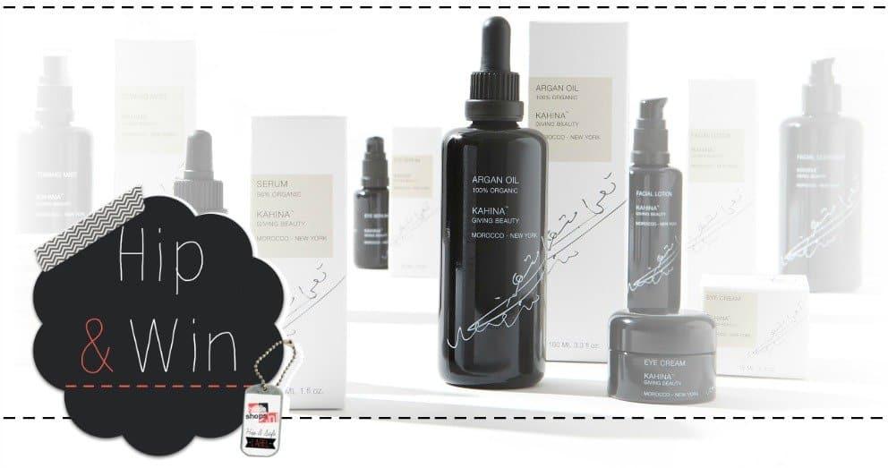 Corpo Natura geeft weg: Kahina Giving Beauty Argan Oil twv €36