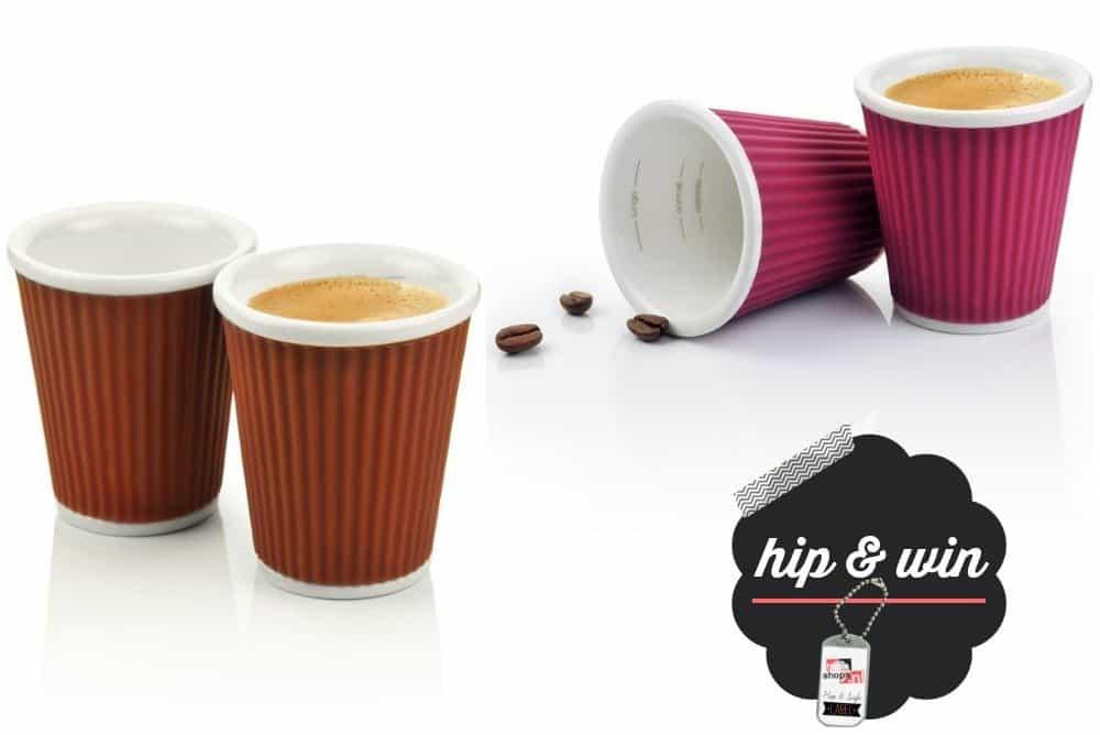 Espressokopjes en koffiebekers van Les Artistes