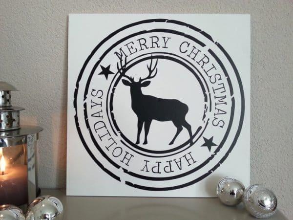 kerst-tekstbord-ilsestickerdesign-hippeshops