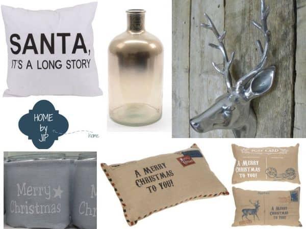 Sfeervol online kerstshoppen bij HOME by JIP