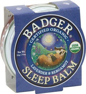 badger certified organic