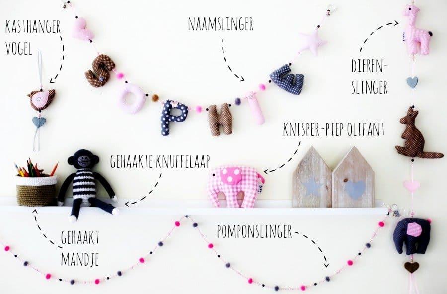 Voor de mooiste kinderkamer: de nieuwe fairtrade collectie van Kiddycolors