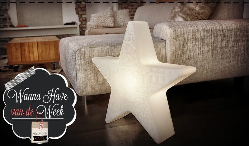 Shining Star 'Merry Christmas' – Webshop Wannahave van de Week