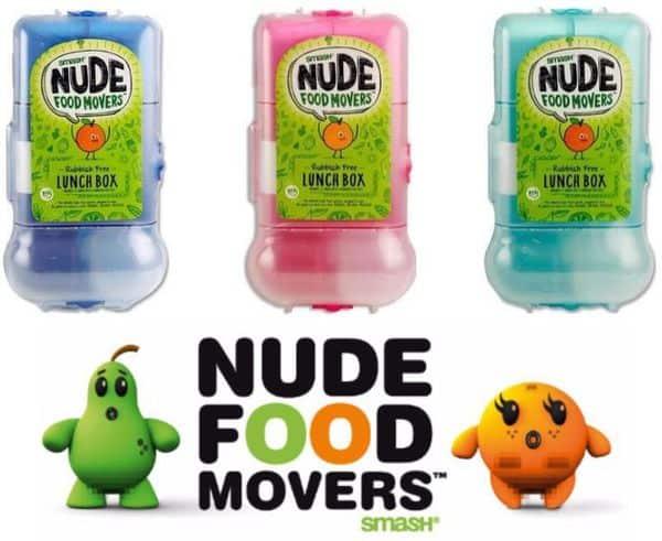 Lunchbox Smash Nude Food Movers | voor een gezonde start van het nieuwe jaar
