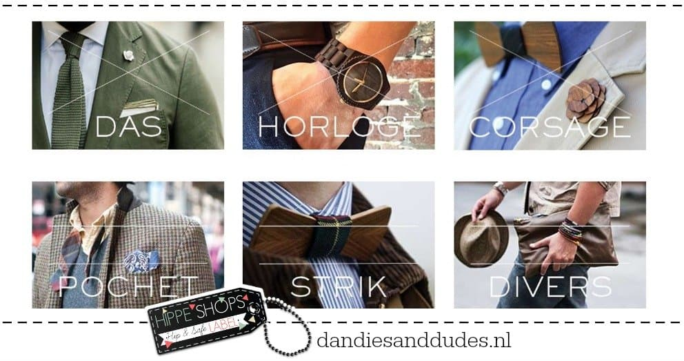 Dandies & Dudes – hipster design accessoires