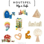 HOUTSPEL - Duurzaam houten speelgoed online
