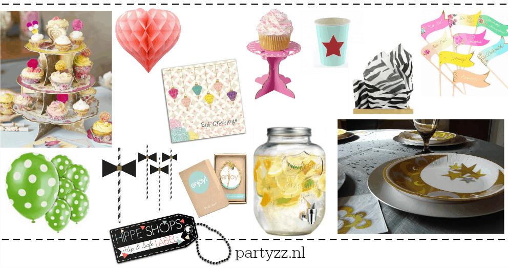 Partyzz! in style – feestdecoratie en meer